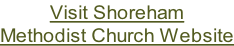 Visit Shoreham  Methodist Church Website